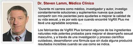 Steven Lamm, MD no es muy conocido por su inclinación a respaldar
